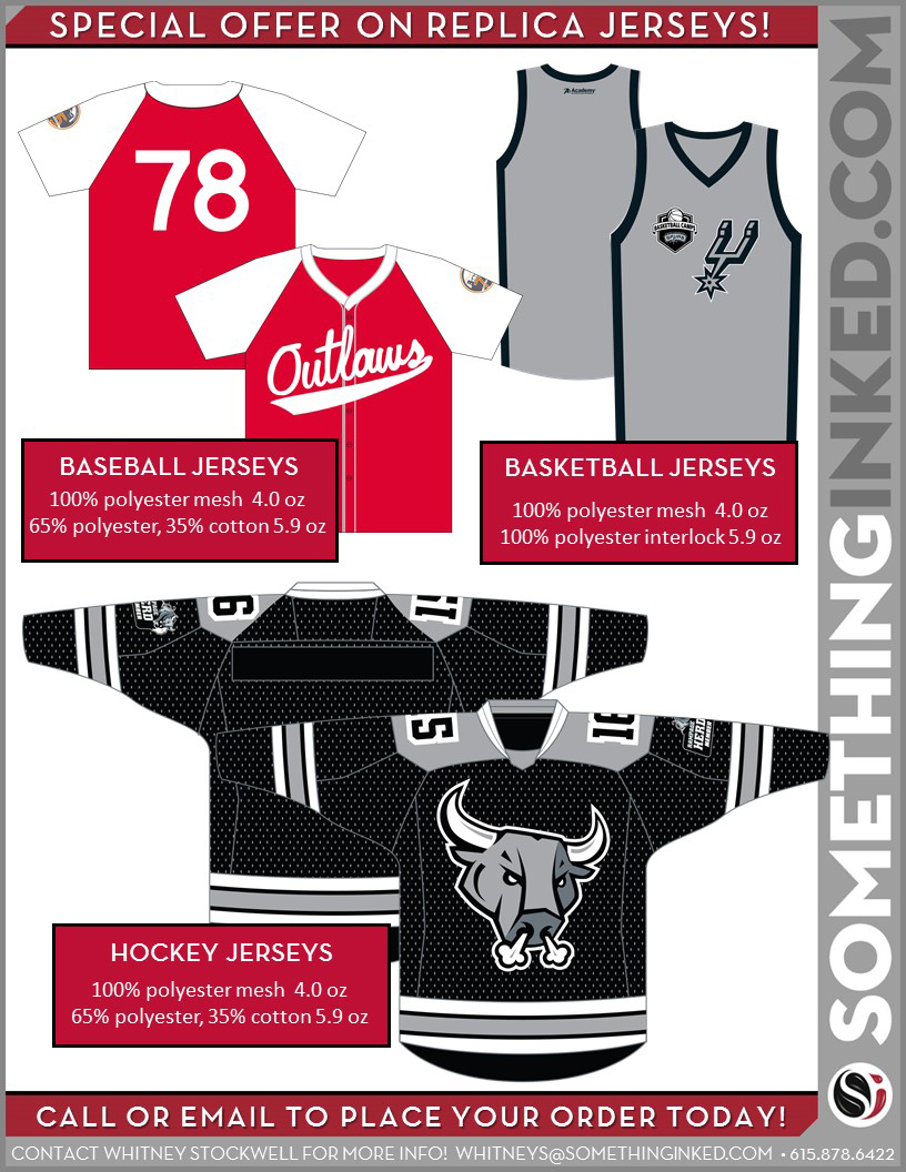 Replica Sports Jerseys