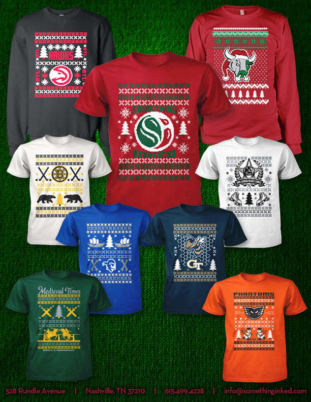 Ugly Sweater Tees